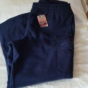 NIKE Loose Fit Sweatpants - XL